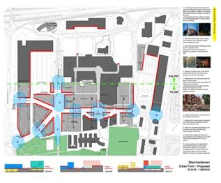 Blanchardstown Town Centre Masterplan