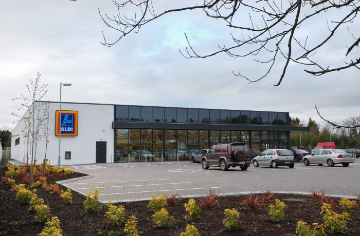 Aldi Stores (Ireland) Ltd, Various Sites, Nationwide