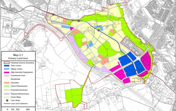Cherrywood Strategic Development Zone